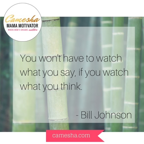 You won't have to watch what you say is