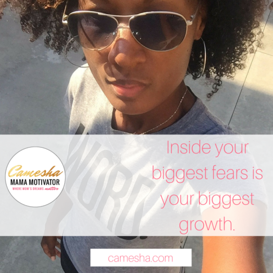 3 Ways to smash your comfort zone fears. My comfort zone don't allow me to stick around when my time is up - even when I'm not ready for change. It' a scary feeling. It's also non-negotiable.