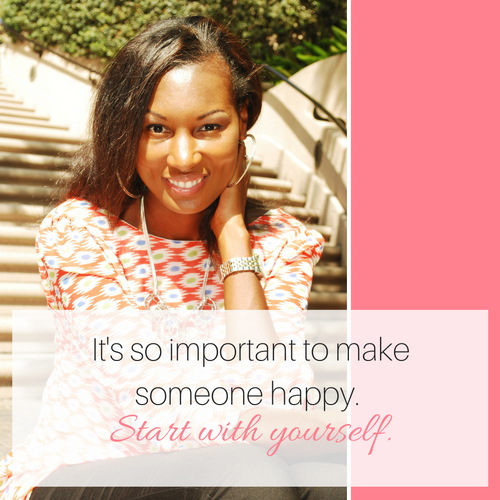 It's so important to make someone happy. camesha.com