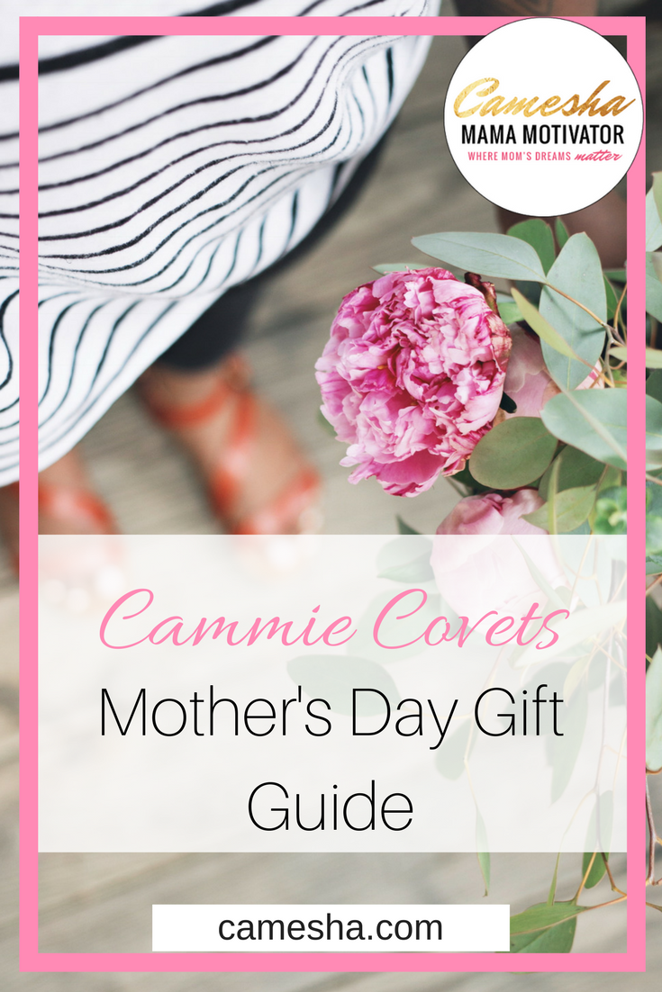 For some reason, I never know what I want for Mother's Day when my husband asks. This year, I'm ready! Here's a list of ideas for you or the mamas in your tribe!