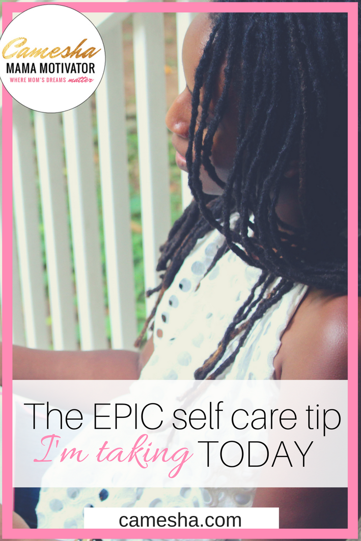 I'm sure you can relate to the constant balancing act of trying to remember yourself AND your goals. Check out the EPIC self care tip I'm starting TODAY!
